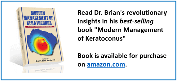 Modern Management of Keratoconus