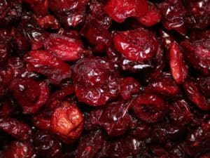 dried_cranberries